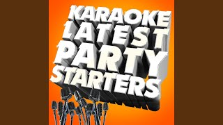Thank You (In the Style of Busta Rhymes & Q - Tip & Kanye West & Lil Waye) (Karaoke Version)