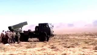 СИРИЯ СЕГОДНЯ Грады накрывают боевиков ИГИЛ БЕЗ ШАНСОВ! Новости Сирии сегодня