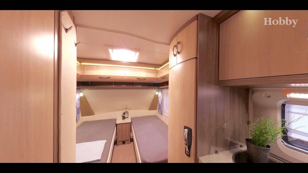 hobby 495 ul de luxe 2014 youtube. Black Bedroom Furniture Sets. Home Design Ideas