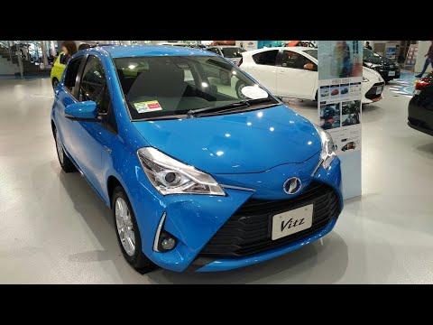 In Depth Tour Toyota Vitz Hybrid JDM - Indonesia