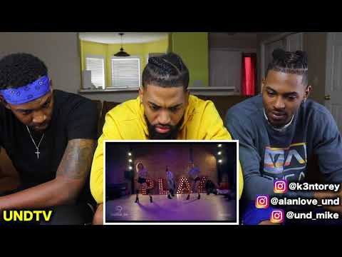 CARDI B - SHE BAD | ALEXIS BEAUREGARD CHOREOGRAPHY [REACTION]