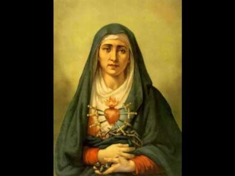 Our Lady of Sorrows Will Help You Overcome Habitual Sin
