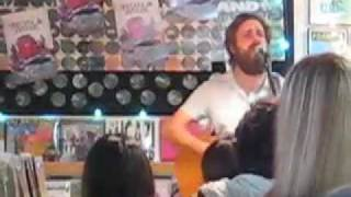 Iron & Wine live @ Fingerprints; Bird Stealing Bread