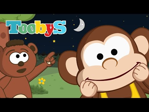 Go to sleep song | Lullaby | Nursery Rhymes | Toobys | Your children's favorite videos