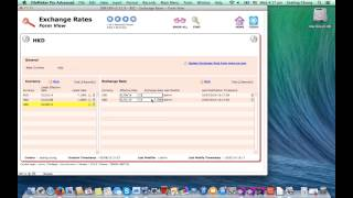 CRM WF0093 SOP000206 Setup Exchange Rates