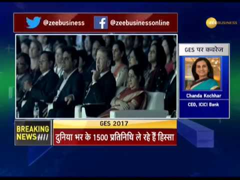 News Live: Watch inauguration program of Global Entrepreneur