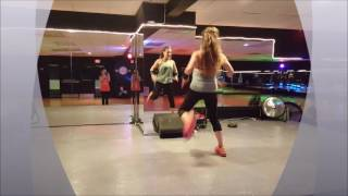 Hey Mr DJ Get Up, WARM UP, Dance Fitness, Zumba Fitness ®