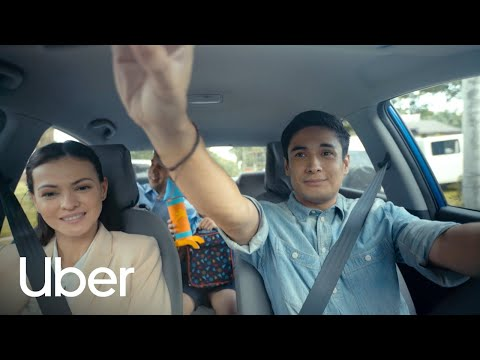Solve Traffic, Together | Uber Philippines