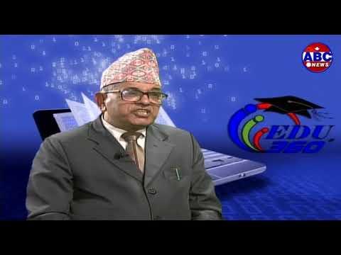 EDU 360 with :  H.N UPADHYAYA || PRINCIPAL OF SCHOLARS HOME ACADEMY ||