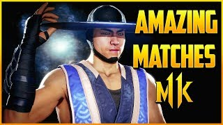Kung Lao Is FOCUSED! - MK11 Online Ranked Matches