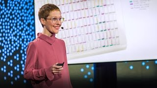 How we can find ourselves in data | Giorgia Lupi