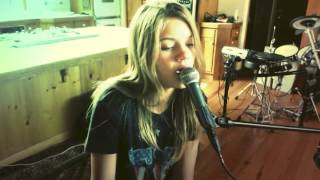 Lana Del Rey - West Coast - Grace Vardell cover (14 years old)
