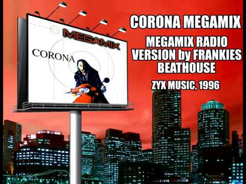 Corona Megamix - Radio Version