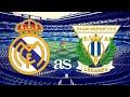 Real Madrid Vs Leganes (5-0)