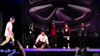 Bboy Final Battle Bboy Morris Vs Bboy Machine - Urban Street Jam 2015