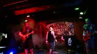 Solar Flare & The Sperm Whales of Passion - FULL LIVE SET - Indianapolis April 12, 2015