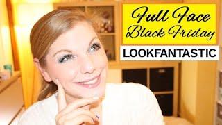 FULL FACE BLACK FRIDAY - Lookfantastic Edition - Es wird bunt :)