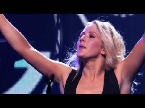 Anything Could Happen- Ellie Goulding Live At Apple Music Festival London