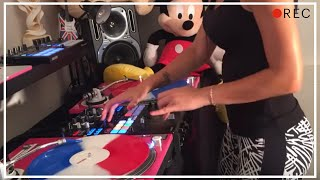 DJ Lady Style - Hip Hop mix live 2016