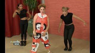 """Patty Monroe Performs """"Big Vibe"""""""