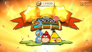 Angry Birds 2 Chinese Version - Level 11-16