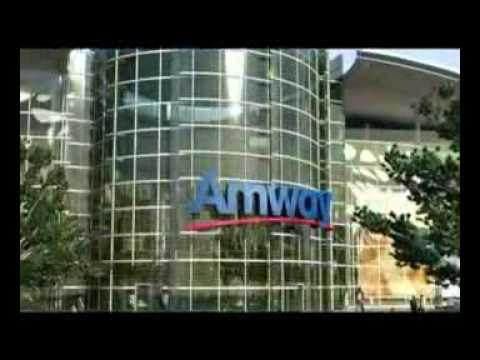 New Amway Thailand Headquarters Presentation
