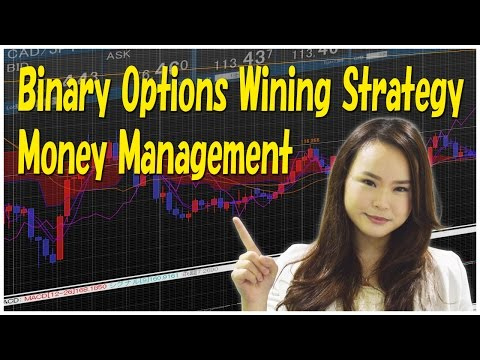 Money Management Strategy and Systems in Binary Trading