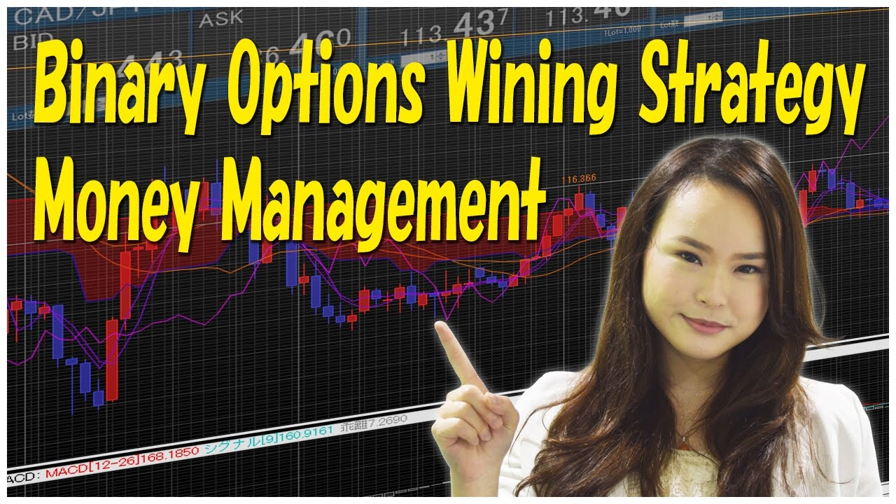 Binary options money management strategy