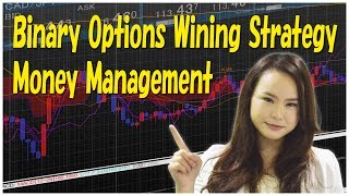 【Binary Options Wining Strategy】Money Management