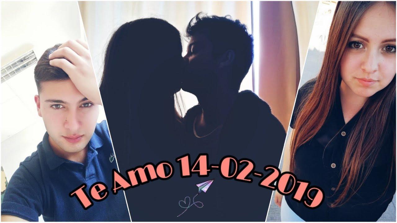Feliz día de San Valentin ~ Daniel TeAmo