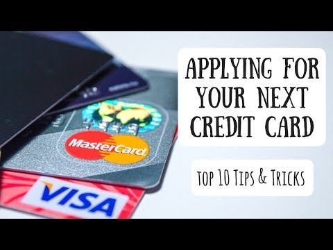 Tips Tricks When Applying For Credit Card