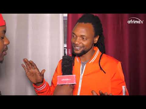 Exclusive Interview : JAMAL From UGANDA With Afrimax TV