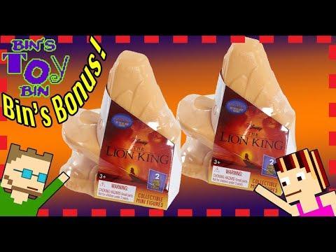 NEW Lion King Pride Rock Blind Boxes!