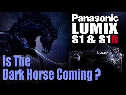 Is Panasonic The Full Frame Mirrorless Dark Horse? S1 & S1R