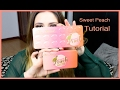 Too Faced Sweet Peach Tutorial & Review