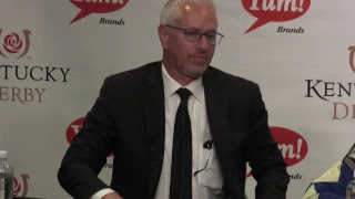 Press Conference: Kentucky Derby presented by Yum! Winners