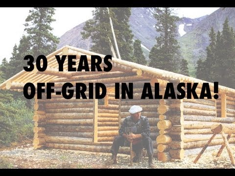 Survivalist Lives Alone in Alaska for 30 Years!!