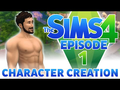 The Sims 4   Creating ME!   Episode 1   Character Creation! (Facecam)