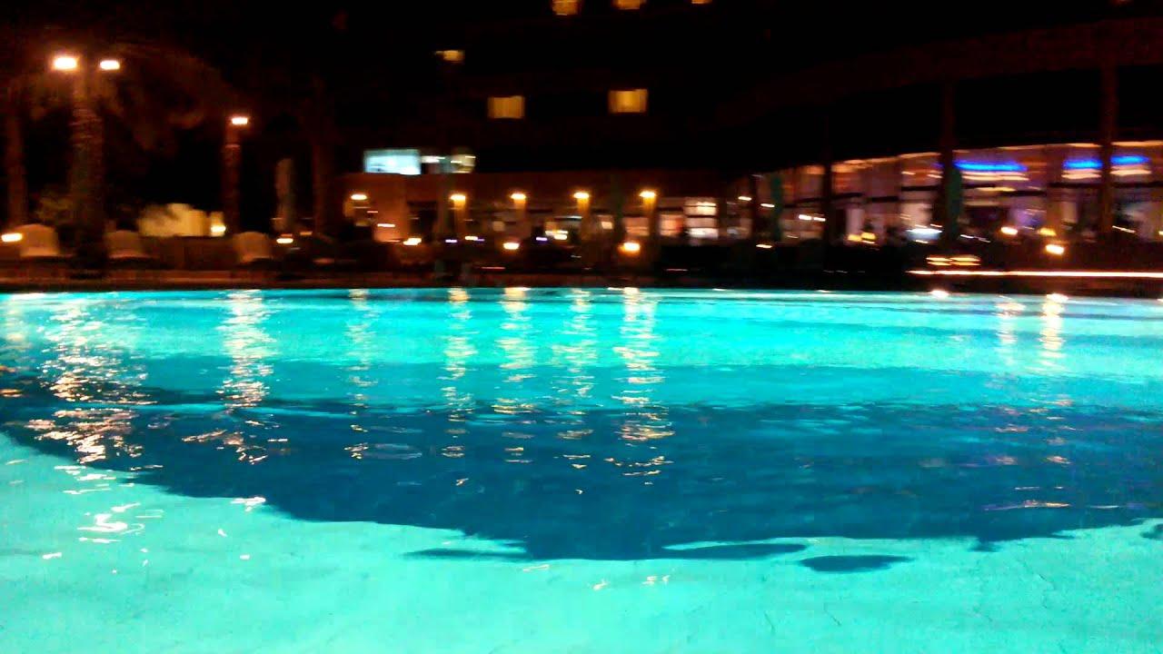 My Dash 7009 Racing Boat One Night In Swimming Pool Youtube