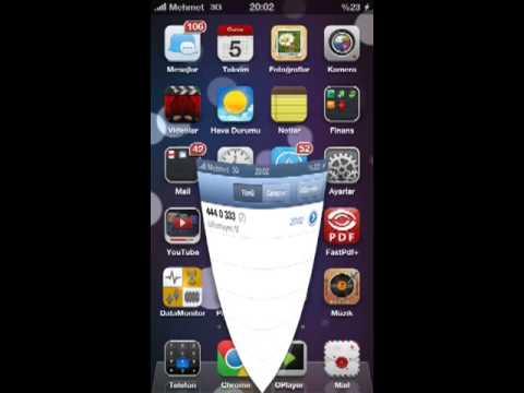 iphone 6s arama kaydı süresi