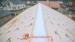 видео утепление крыши экструдированным пенополистиролом