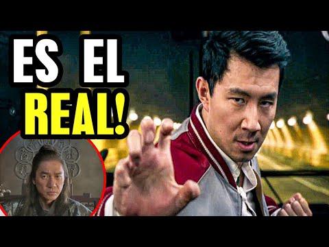 SHANG CHI Y Mandarín REAL bestiales, trailer explicado reacción español