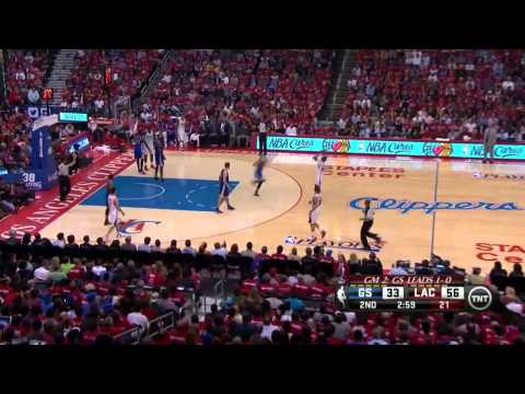 Golden State Warriors vs Los Angeles Clippers Game 2 | April 21, 2014 | NBA Playoffs 2014