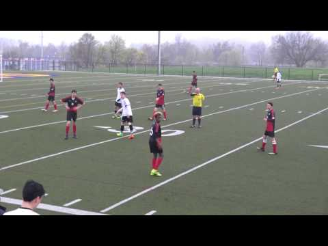 Markham FC U16 vs Ottawa West OPDL League Game