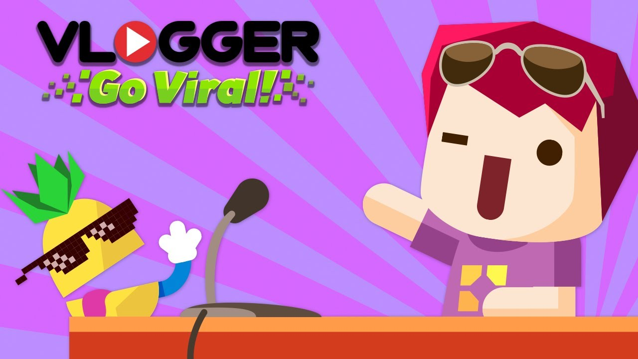 Vlogger Go Viral Clicker Android View Diamond Hack MOD APK