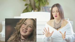 Vocal Coach Reacts to Lara Fabian - Adagio