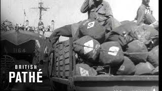 U.S. Marines Begin Lebanon Exodus AKA Marines Begin Lebanon Exodus (1958)