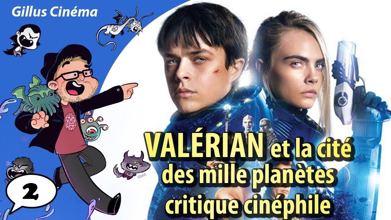 VALÉRIAN et la cité des mille planètes - critique cinéphile (BD2)