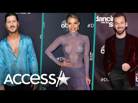 'Dancing With The Stars' Reveals Pro Dancers Returning For Season 30