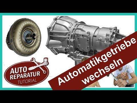 AUTOMATIKGETRIEBE WECHSELN  | BMW Getriebe [Tutorial] change automatic transmission